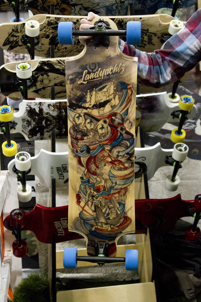 landyachtz time machine 2014
